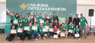 """Caja Rural Castilla-La Mancha celebra estos días sus X Juegos Deportivos """"Desafío 2014"""""""
