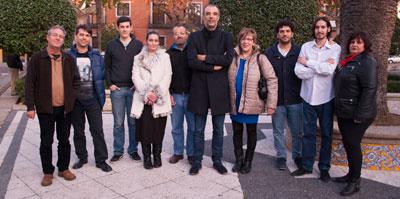 Sí Talavera, nueva candidata a la secretaría general municipal de Podemos con Manuel Bermejo a la cabeza