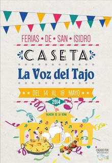 La Caseta de La Voz del Tajo llega puntual a su cita con las Ferias de San Isidro