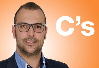 Jonatan Bermejo da a conocer la lista de Ciudadanos para las próximas elecciones municipales