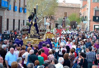 La Procesión de la Pasión del Señor en la Comarca de Talavera se abre a la provincia