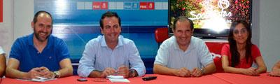 El PSOE inicia su precampaña