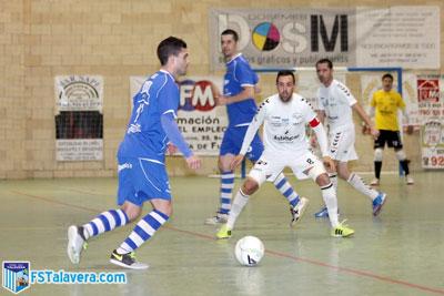 El FS Talavera gana en Manzanares y refuerza su liderato