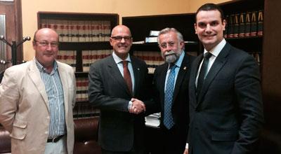 Globalcaja y Ayuntamiento de Talavera firman una refinanciación de pago a proveedores