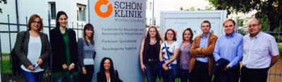 Un neurólogo del Hospital de Talavera viaja a Munich para conocer las terapias avanzadas en el Párkinson
