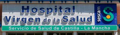 Ingresan en la cárcel los dos detenidos por agresión en el Hospital de Toledo