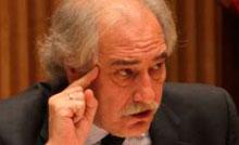 La Fiscalía pide dos años de prisión para el expresidente de CCM Hernández Moltó