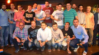 Gran fiesta del baloncesto local con la Gala de Clausura de la IX Liga Cadena SER-XX Aniversario