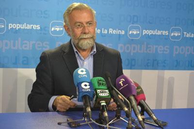 Jaime Ramos hace pública la lista del PP que concurrirá a las próximas elecciones municipales