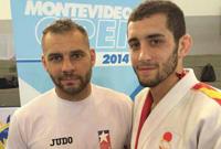 Nacimiento logra como seleccionador la primera medalla de oro del judo chileno en los Juegos Suramericanos