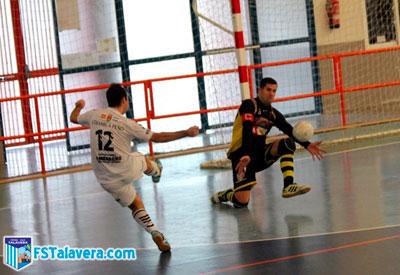 El Soliss FS Talavera alivia sus penas con una goleada ante Orihuela