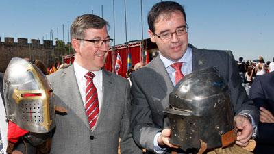 Castilla-La Mancha será sede del primer Campeonato Mundial de Combate Medieval que se celebra en España