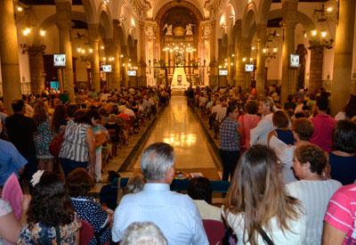 8 de septiembre: ¡Gloria a la Virgen del Prado!