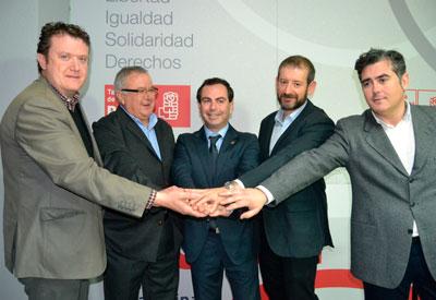 El PSOE talaverano aúna fuerzas