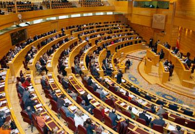 El Senado aprueba la reforma del Estatuto de Castilla-La Mancha con el voto del PP
