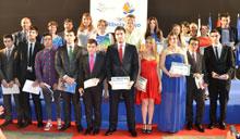 El IES Ribera del Tajo celebra sus 25 años en un emotiva graduación