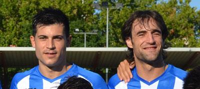 Seco, Víctor Martínez y Diego Prado firman su continuidad con el CF Talavera