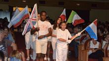 Los Juegos Olímpicos, protagonistas del Sunshine Festival del CP San Ildefonso