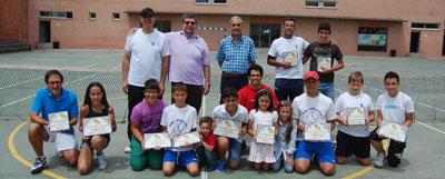 Gran nivel en la 42 edición del señero Torneo de Tenis La Salle