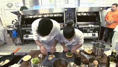 Top Chef emite su programa desde la cocina de McDonald's