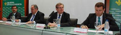 El rector inaugura el I curso de verano de la UCLM centrado en la gestión pública