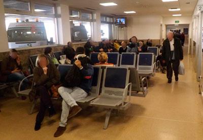CESM denuncia que el servicio de urgencias del Hospital de Talavera está
