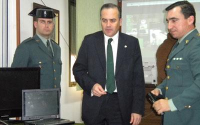 La Guardia Civil detiene a tres personas integrantes de un grupo criminal organizado y recupera efectos por valor de 300.000 euros