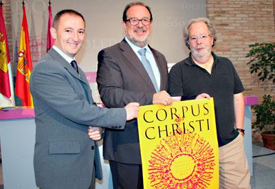 El Gobierno municipal invita a los toledanos, y especialmente a los jóvenes, a participar en las fiestas del Corpus