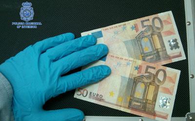 Dos detenidos por robar alimentos por valor de 1000 euros en un supermercado de Toledo