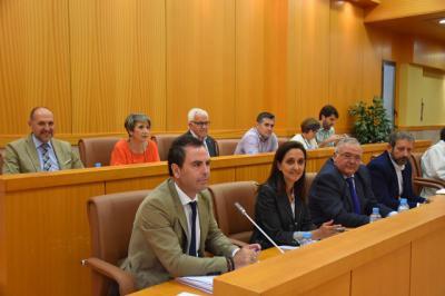 El PSOE saca adelante su moción para pedir más presupuesto para Gamonal, Talavera la Nueva y El Casar