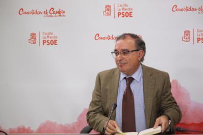 El PSOE CLM compara la situación del PP con la caída del Imperio Romano