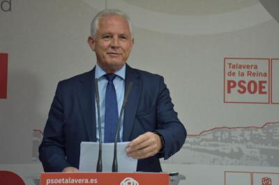 El diputado nacional del Partido Socialista, José Miguel Camacho