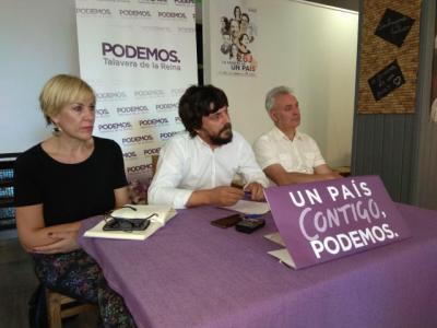 Podemos-Talavera se presentará a las elecciones municipales