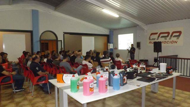 Automoción CRA anuncia su colaboración con el Grupo Andel, uno de los líderes de la distribución de recambios