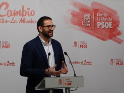 El PSOE pedirá a diputados y senadores socialistas de CLM que rechacen los presupuestos si no aumentan la inversión para la región