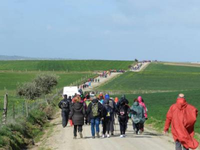 En marcha el tercer tramo del Camino Real de Guadalupe
