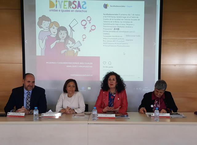 CLM defiende que la fortaleza de las mujeres reside en 'ser diversas y estar unidas' en la lucha por la igualdad