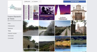 La página de Facebook de Turismo de la Diputación alcanza casi los 9.000 seguidores en el primer año
