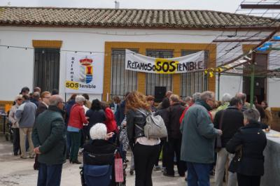 'Retamoso Sostenible' pide una moratoria para la instalación de granjas porcinas en el municipio