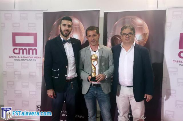 Justo Cáceres del FS Soliis Talavera conquista el V Balón de Castilla-La Mancha
