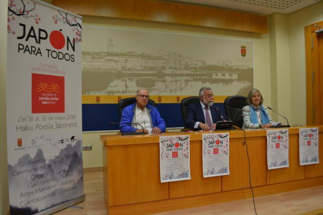 'Japón para todos' acerca a Talavera la cultura nipona