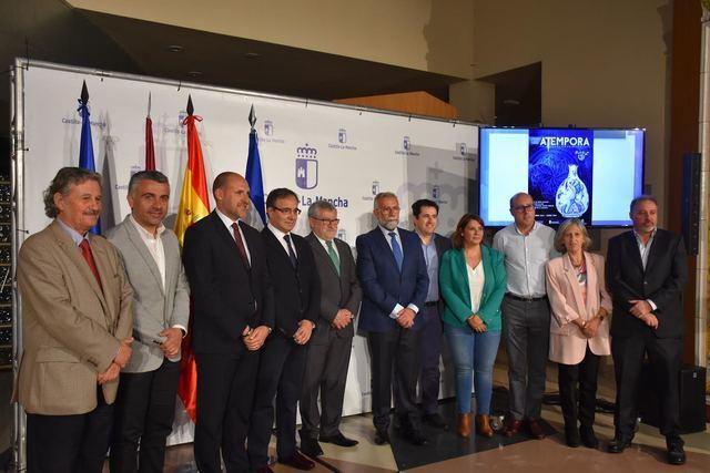 Talavera, más Ciudad de la Cerámica gracias a la exposición 'aTempora'