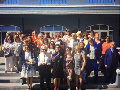 Reencuentro por el 40 aniversario de la primera promoción de Enfermería de Talavera
