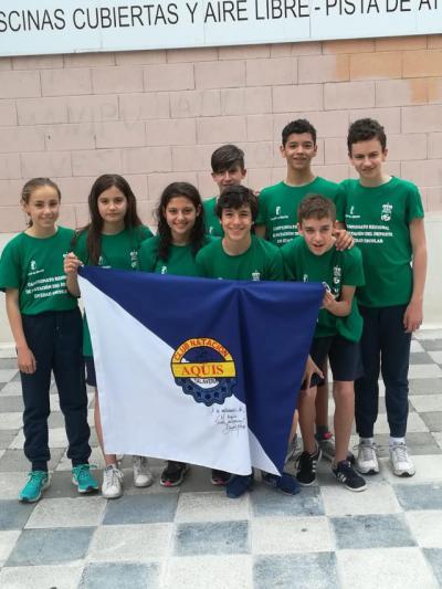 El CN Aqüis presente en Ávila, Coimbra y Cuenca