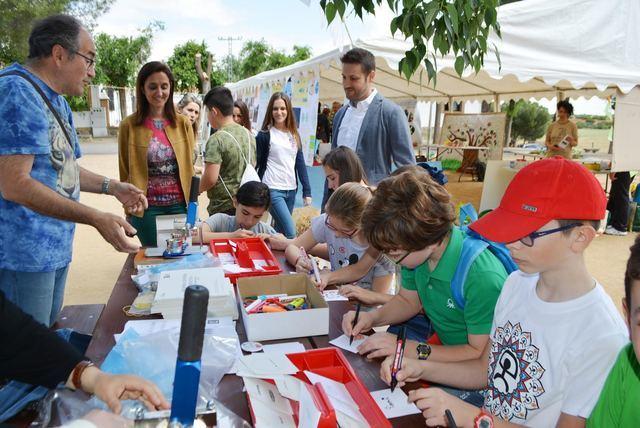 Cinco nuevos centros educativos reciben la Bandera Verde de Ecoescuelas