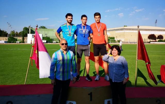 Plata y bronce para la UDAT en la primera jornada del Regional Absoluto