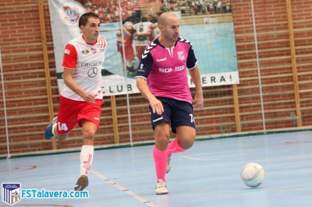 Fer no seguirá la próxima temporada en el Soliss FS Talavera
