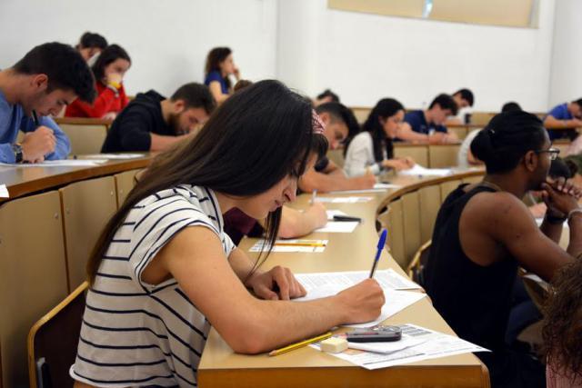 177 estudiantes de Talavera estrena el lunes la convocatoria extraordinaria de la EvAU