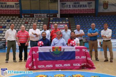 El Soliss FS Talavera presenta su nueva Junta Directiva