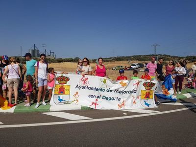 Mejorada se vuelca con la Vuelta Ciclista a España